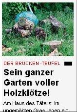 Welch Drama! Quelle: bild.de