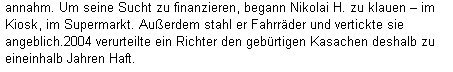 Der war aber clever..., Quelle: bild.de
