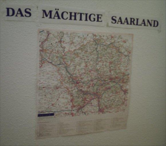 Das mächtige Saarland in der WG, Quelle: Sash