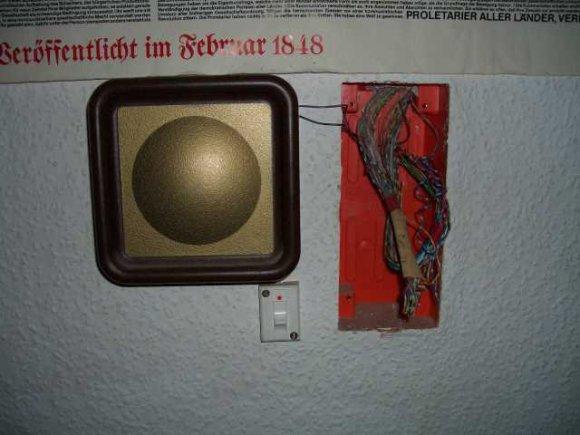 Sprechanlage 2005