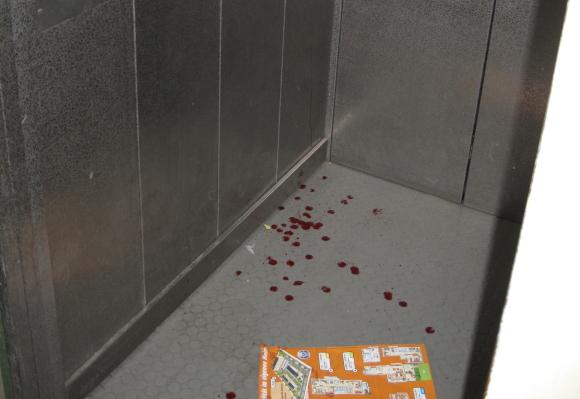 Unser Fahrstuhl heute, Quelle: Sash