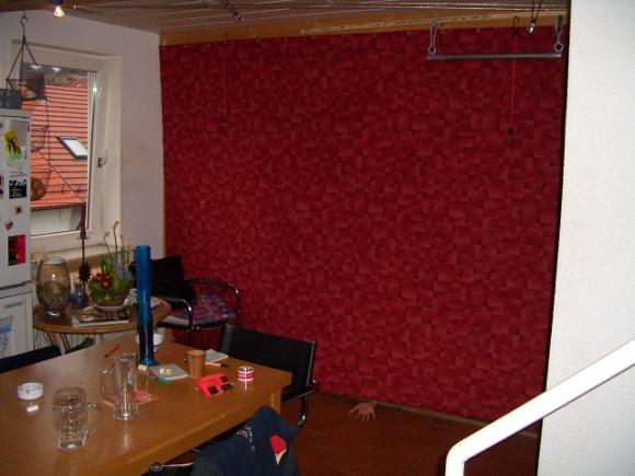 Das Gästezimmer in der alten WG, Quelle: Sash
