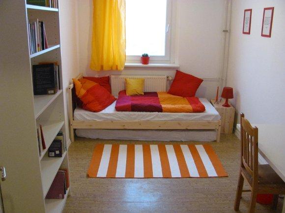 Unser Gästezimmer. Quelle: Sash