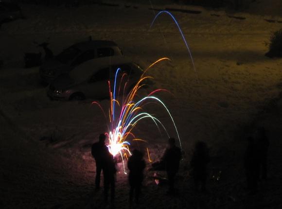 Großes zentrales Marzahner Feuerwerk, Quelle: Sash