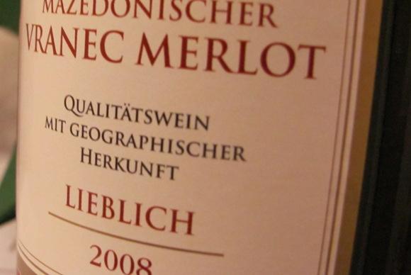 Der Wein aus göttlicher Herkunft ist aus dem Programm! Quelle: Sash