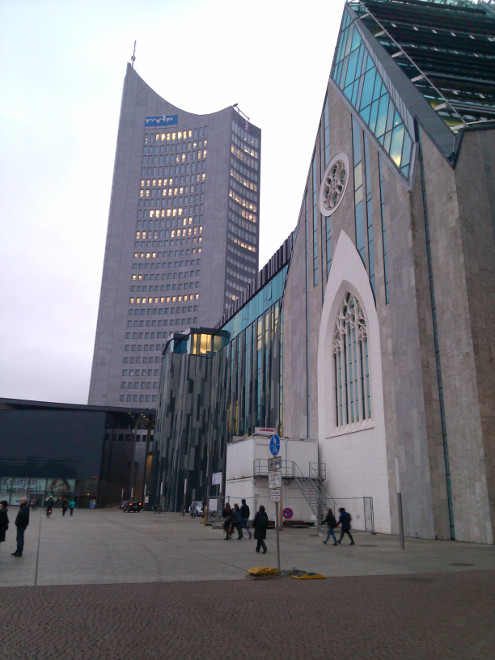 Leipzig, Symbolfoto. Quelle: Sash