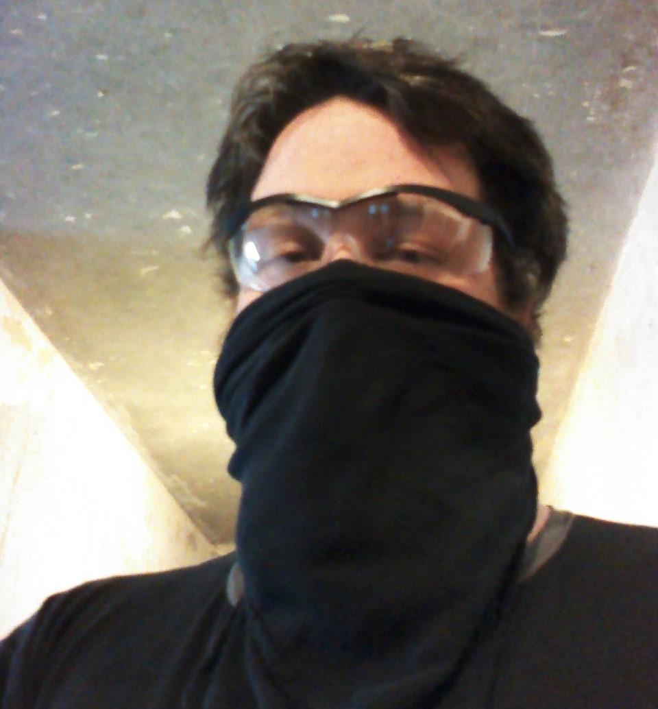 Freizeitterrorist. Quelle: Sash